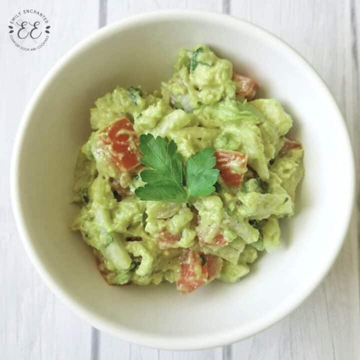 Best Chunky Guacamole Recipe