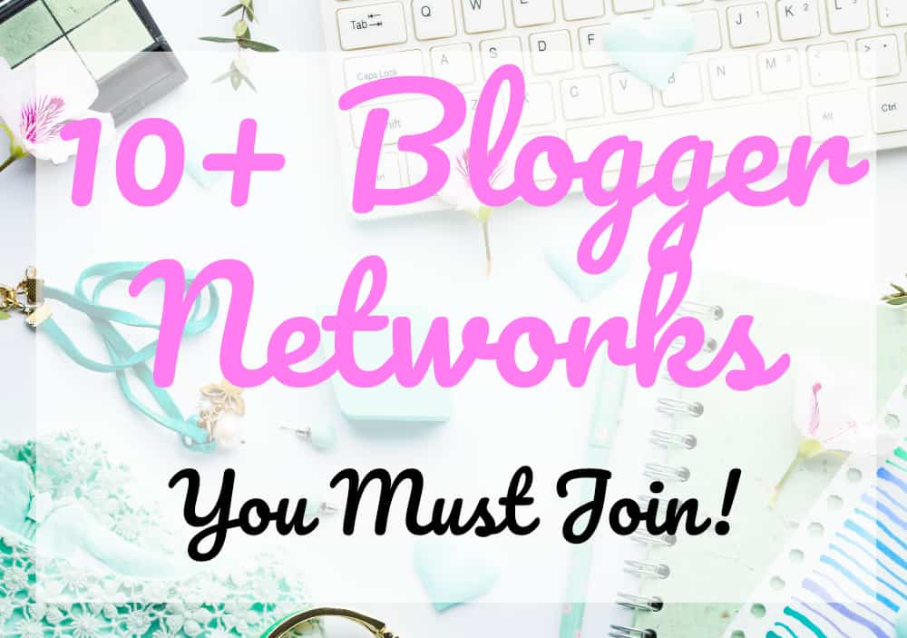 Top 10 Blogger Networks