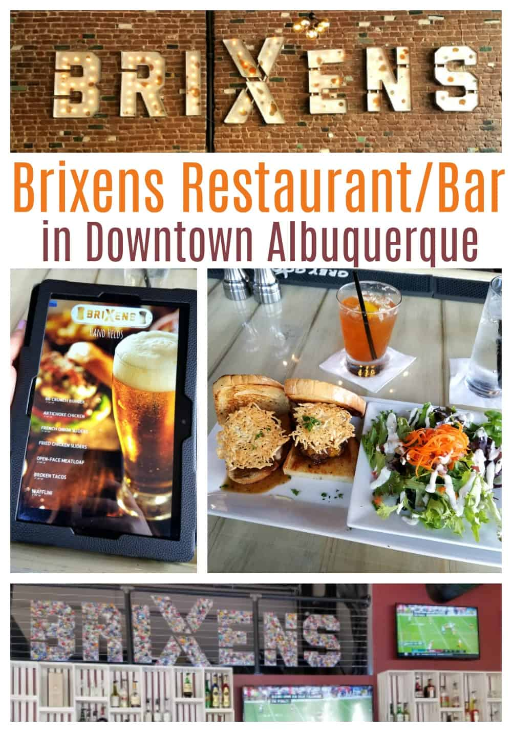 Brixens Restaurant and Bar on Central in Albuquerque, New Mexico