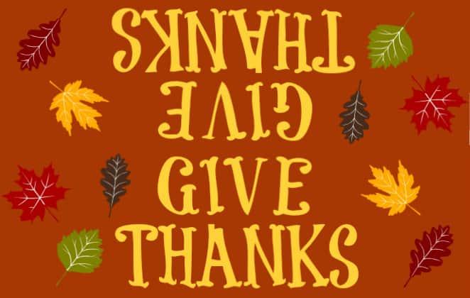 Free Thanksgiving Bag Topper Printables