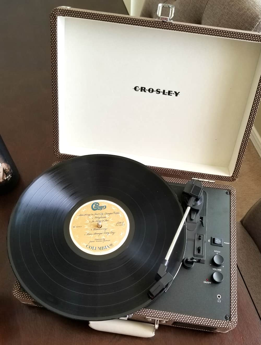 Crosley Record Player