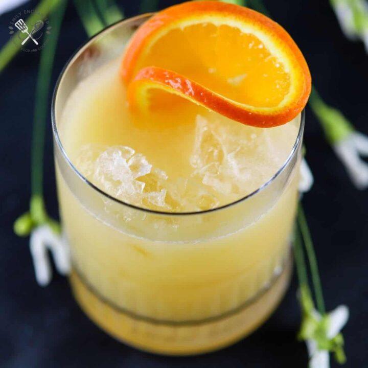 Coconut Amaretto Cocktail