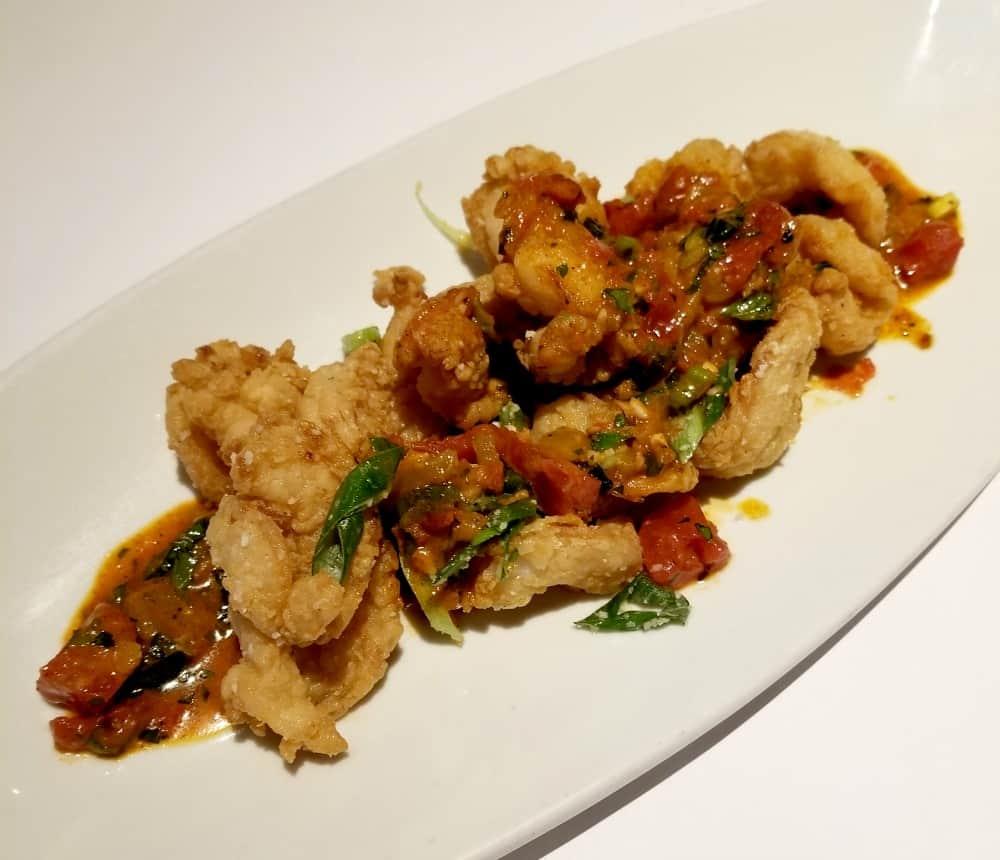 Crispy Shrimp Napoli | Bravo Cucina Italiana