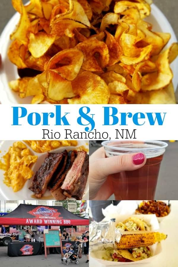 Rio Rancho Pork & Brew