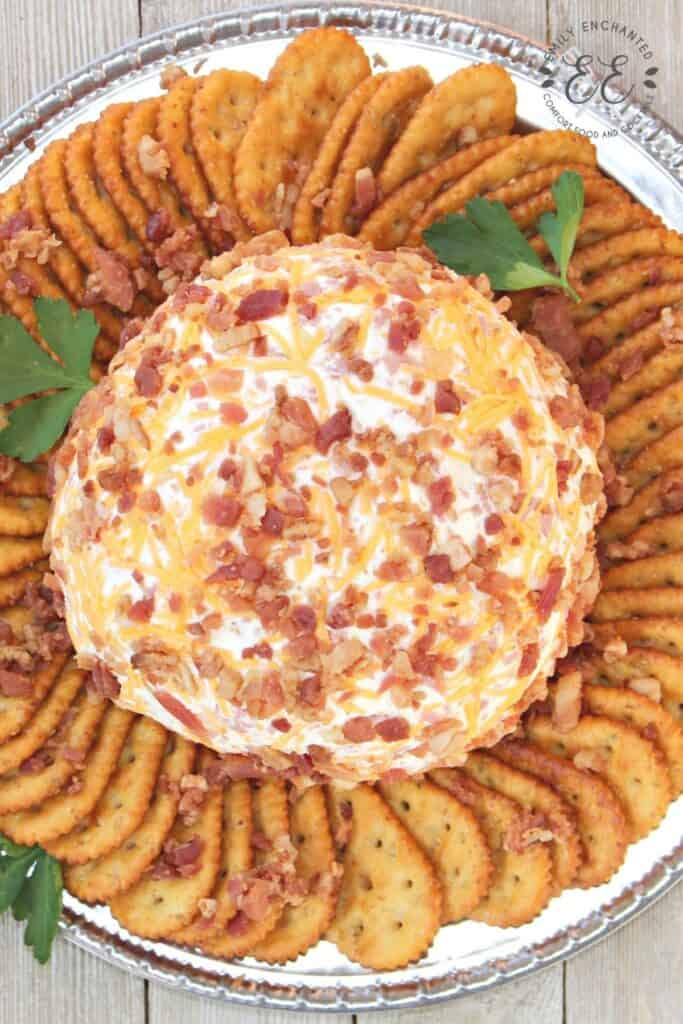 Bacon and Beef Cheese Ball