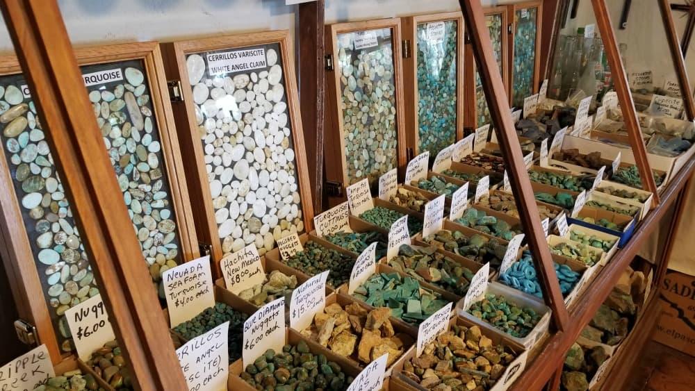 Cerrillos Turquoise Mining Museum