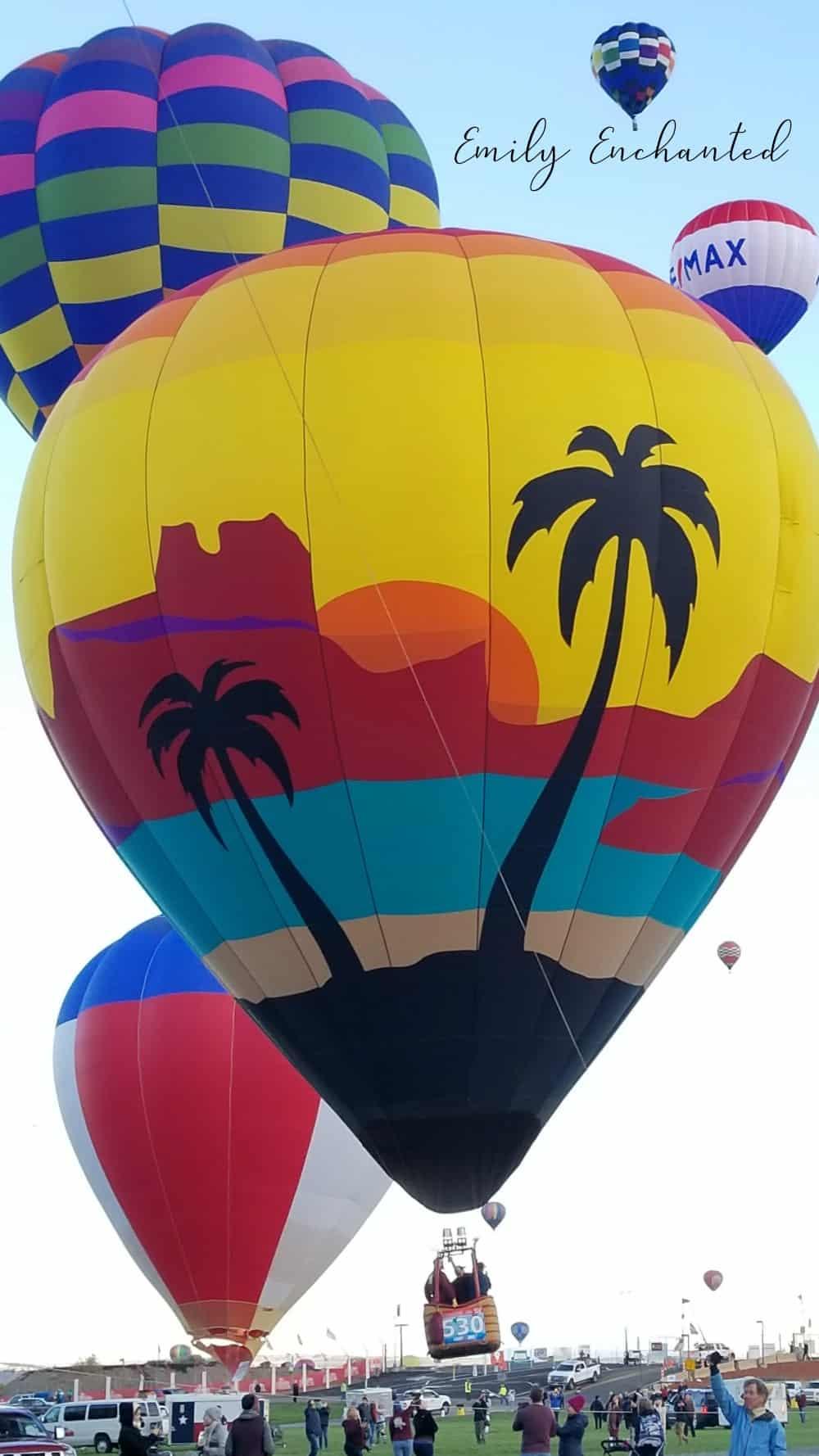2018 Albuquerque Balloon Fiesta