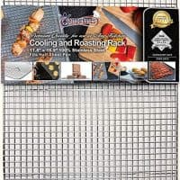 KITCHENATICS Professional Grade Stainless Steel Cooling Rack
