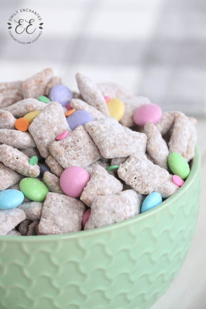 Easter Bunny Chow Snack Mix Recipe