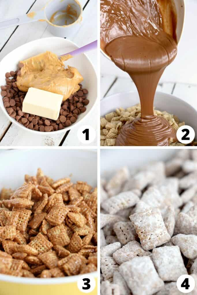 Easter Snack Mix Recipe