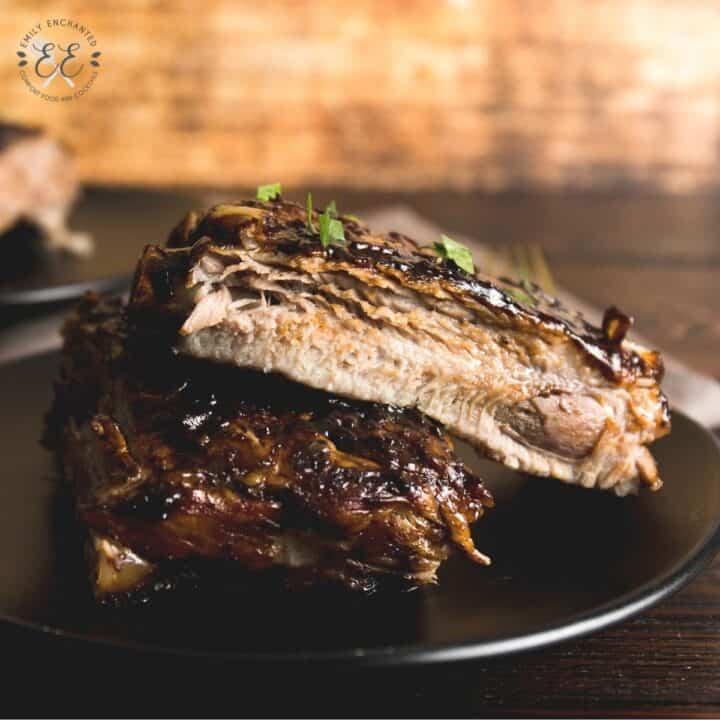 Instant Pot BBQ Ribs Recipe