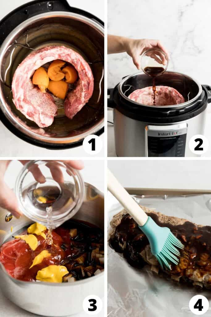 How to Make Ribs in an Instant Pot
