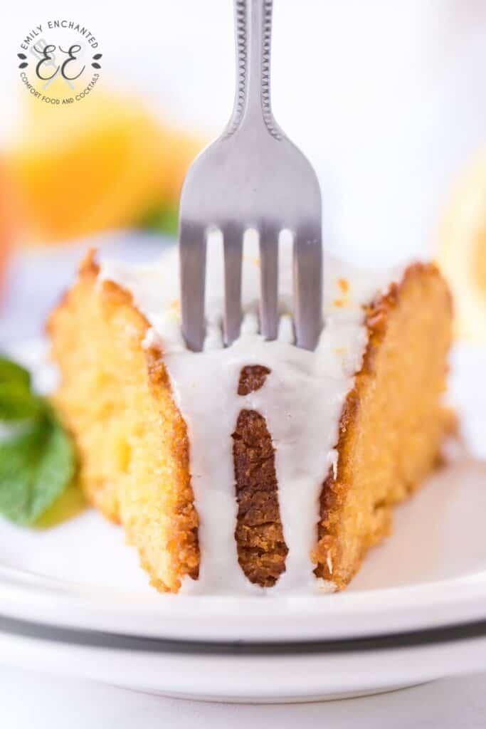Orange Soda Bundt Cake