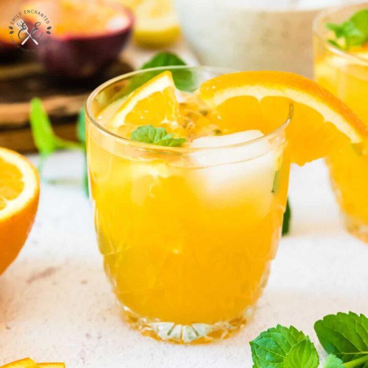 Passion Fruit Mojito Cocktail Recipe