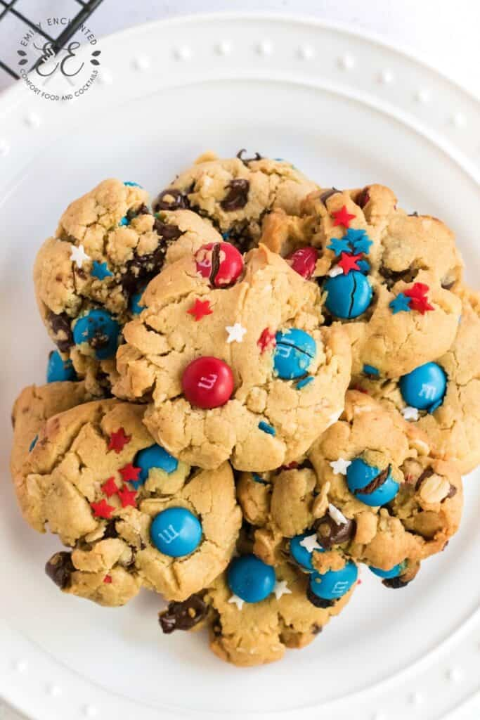 4th of July Cookies Recipe