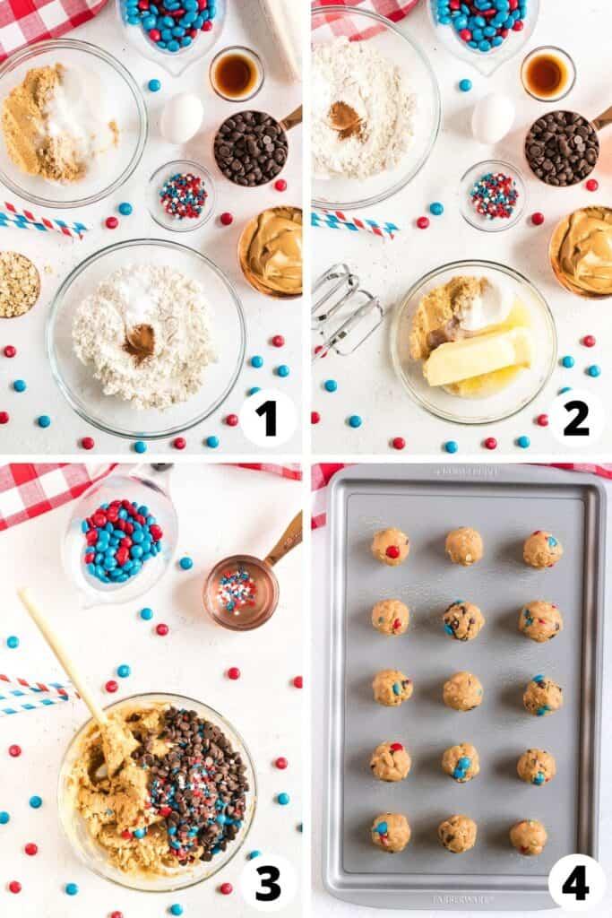 Patriotic Cookies Recipe