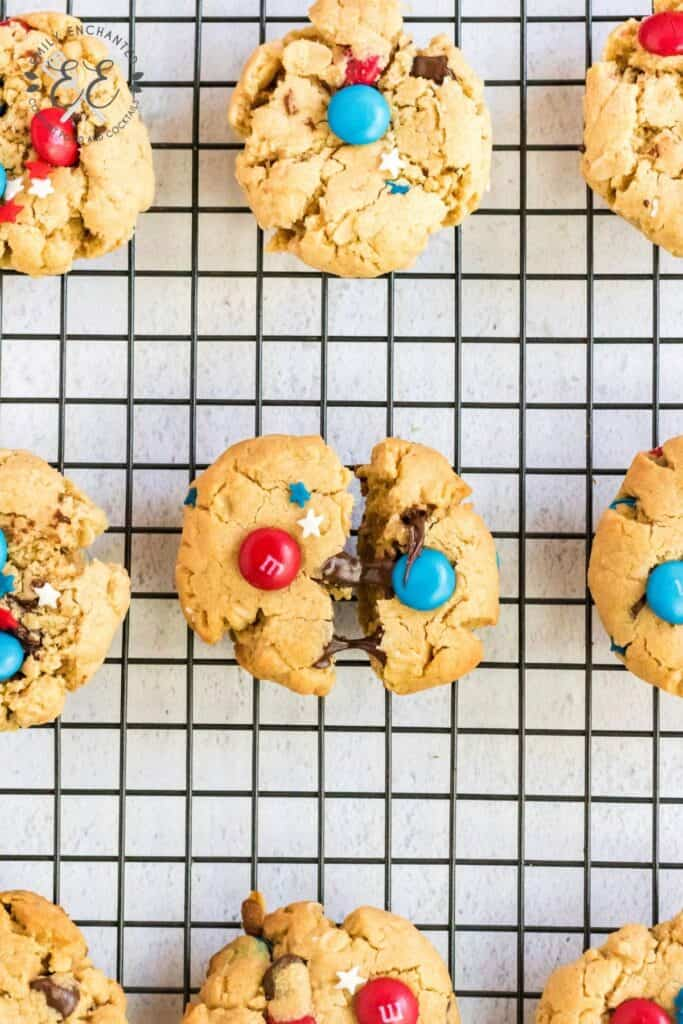 Fourth of July Cookies Recipe