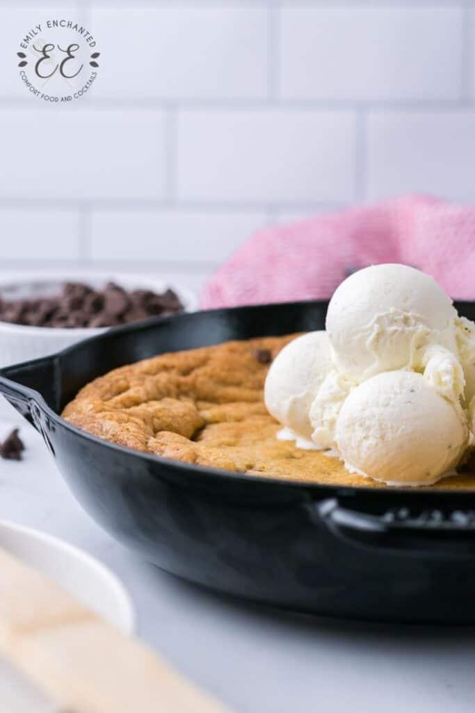 Chocolate Chip Pizookie Recipe