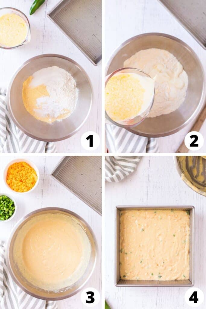 How to Make Spicy Cornbread