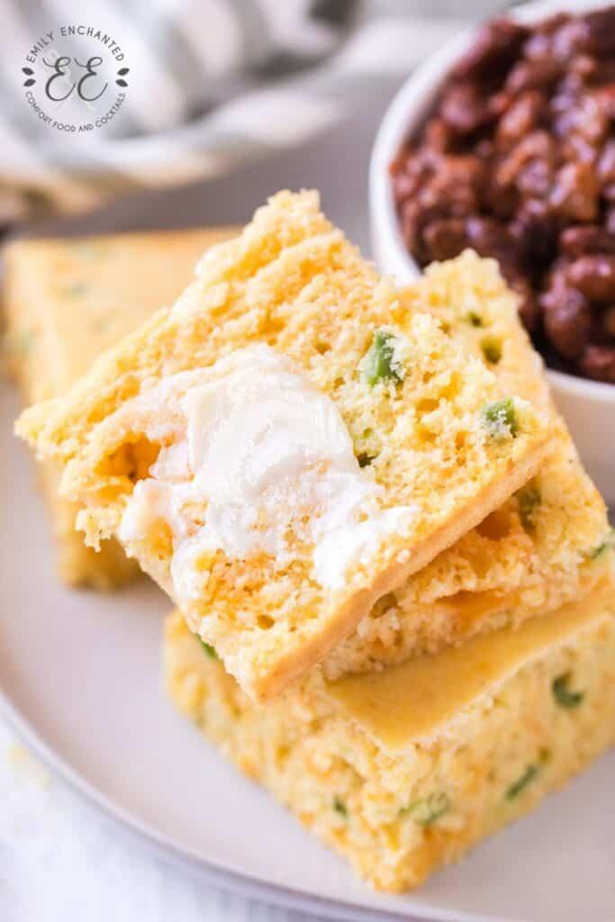Cornbread Recipe with Jalapenos