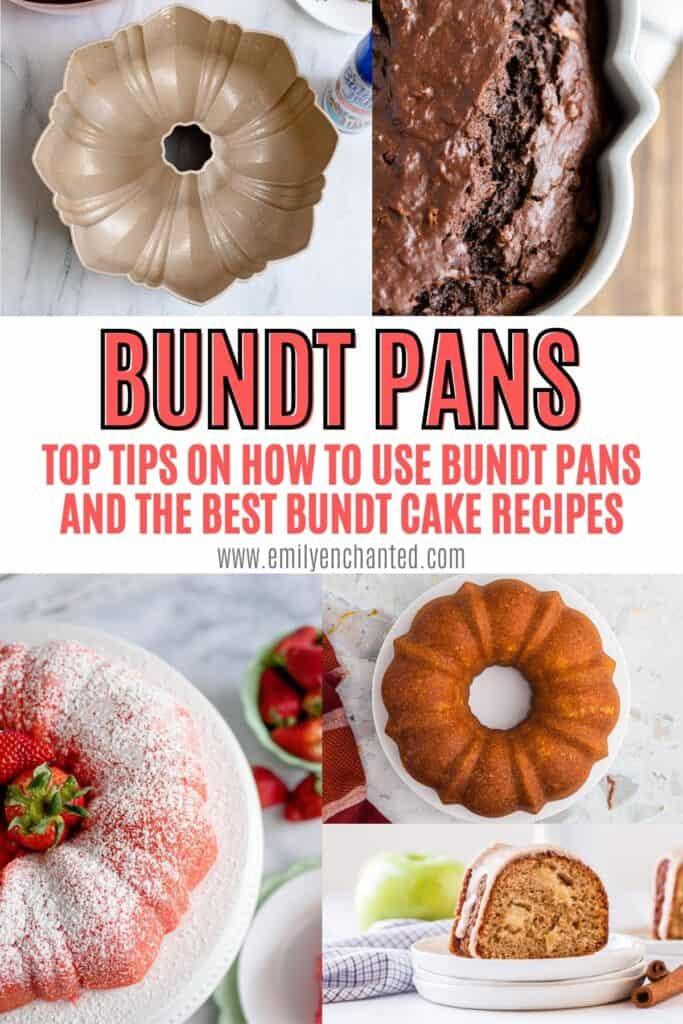 Top Tips for Bundt Pans