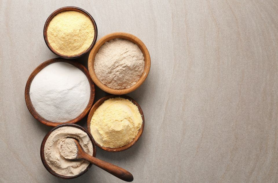 What Flour Can I Use Instead of All Purpose Flour