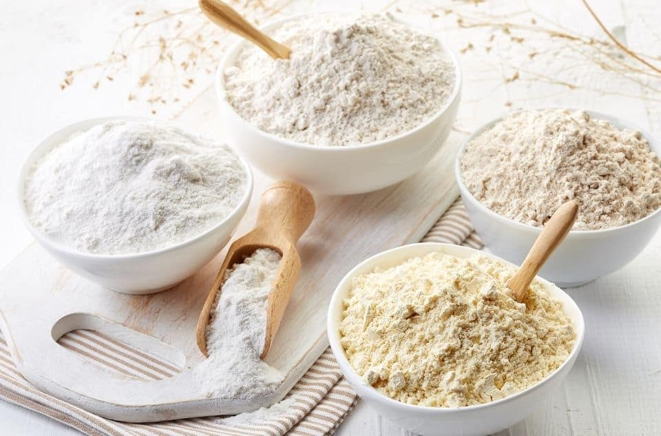 Other kinds of flour