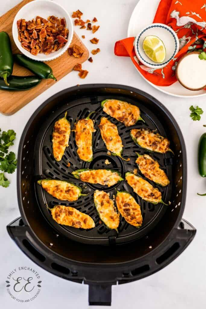 How to Make Healthier Jalapeno Poppers