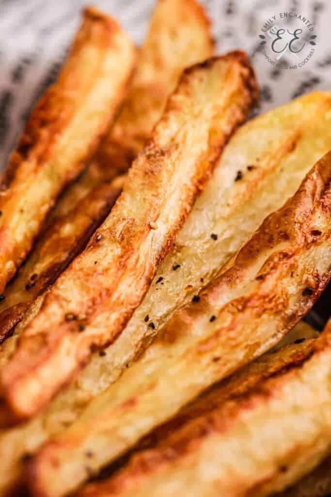 Air Fryer Thick Cut Fries