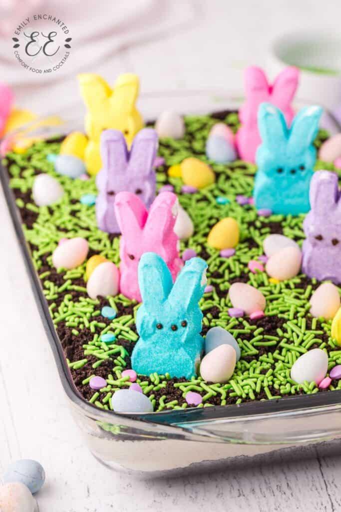 Easter Dirt Cake