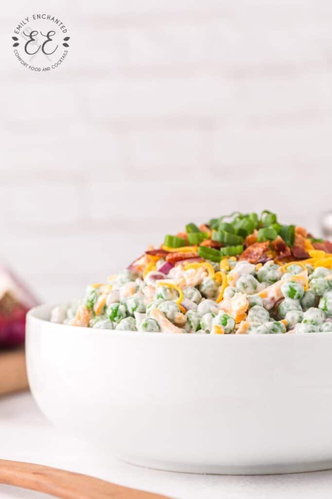Green Pea Side Dish Recipe