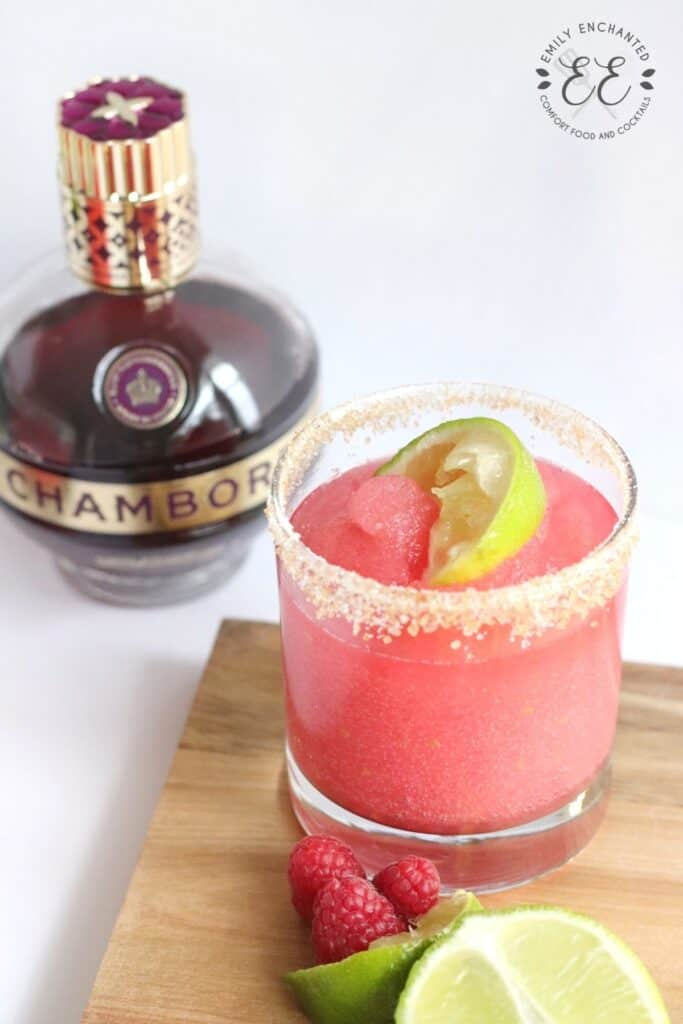 Margarita with Raspberry Liqueur