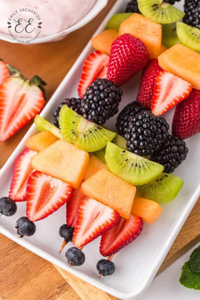 Fruit Skewer