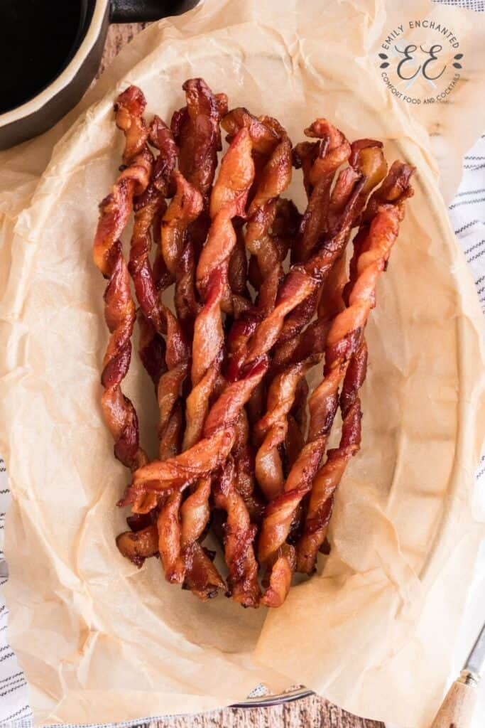 TikTok Bacon Recipe