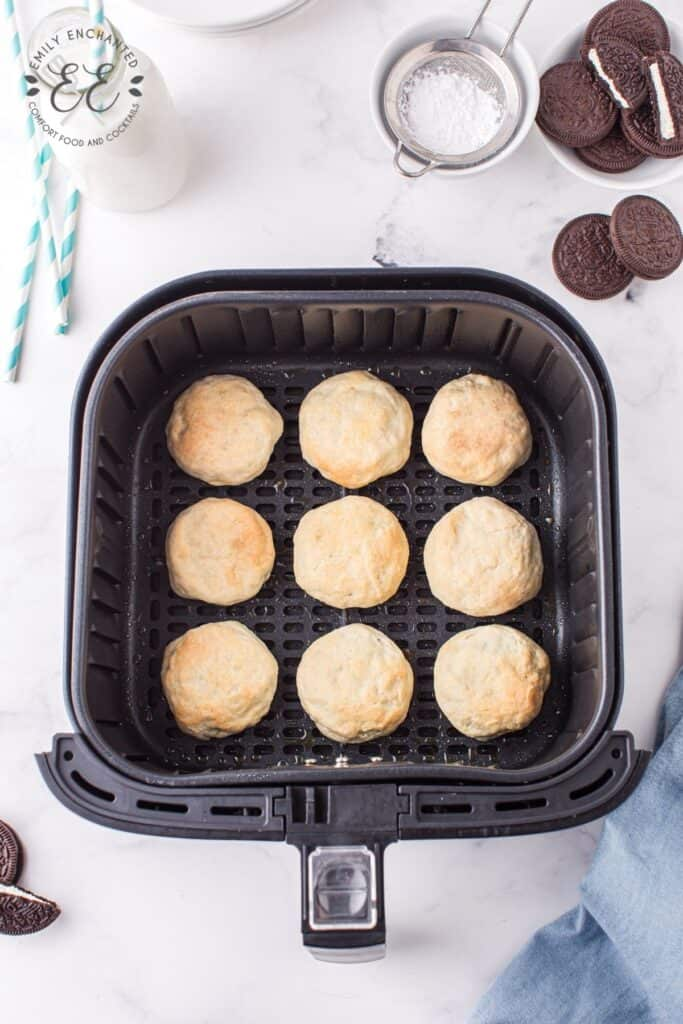 Air Fryer Oreos Recipe