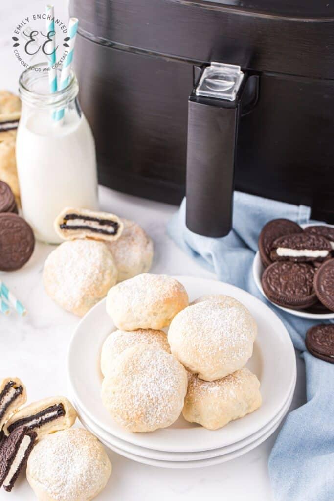Air Fryer Oreo Cookies Recipe