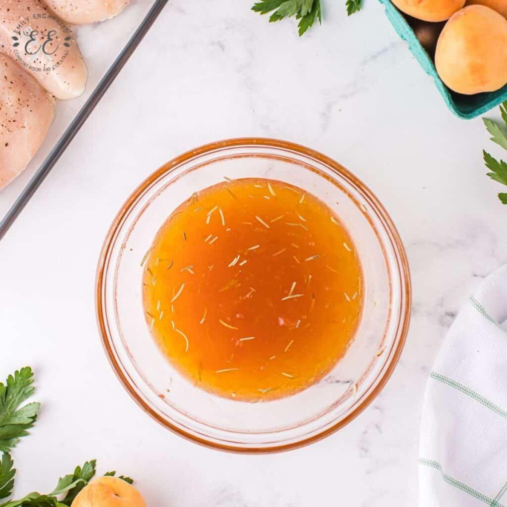 Apricot Preserves Marinade