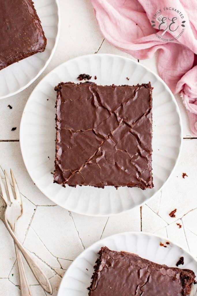 Chocolate Texas Cake