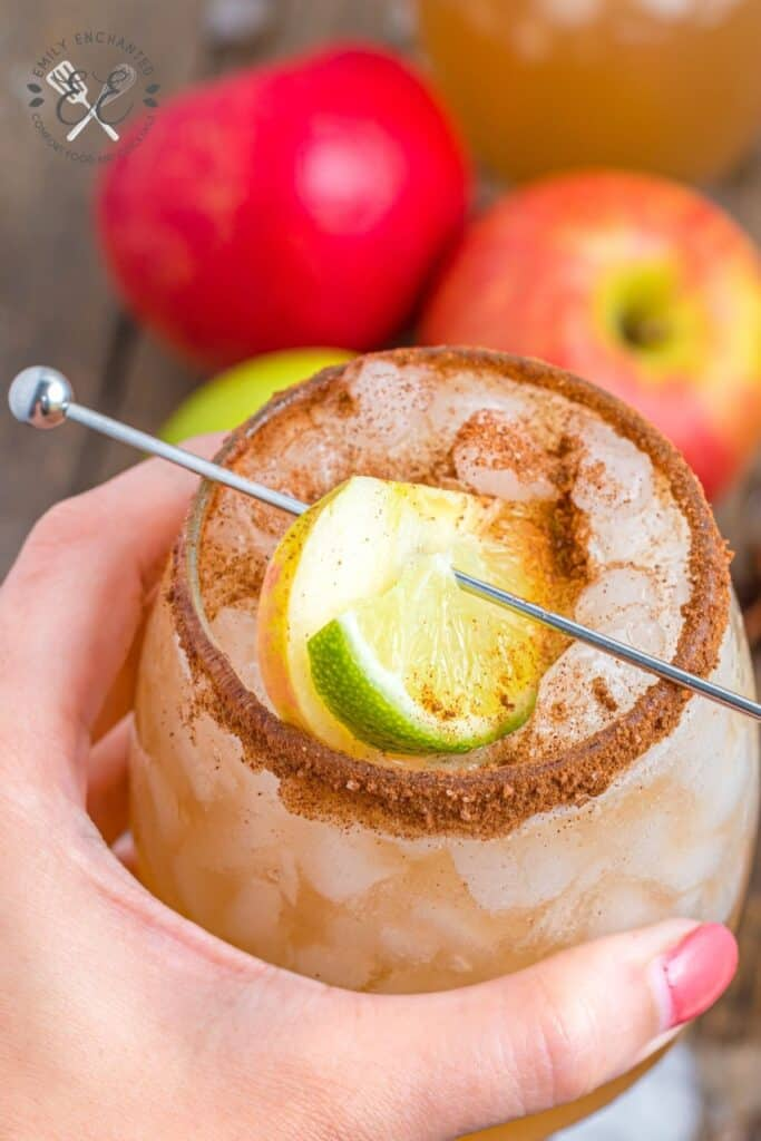Fall Margarita Recipe
