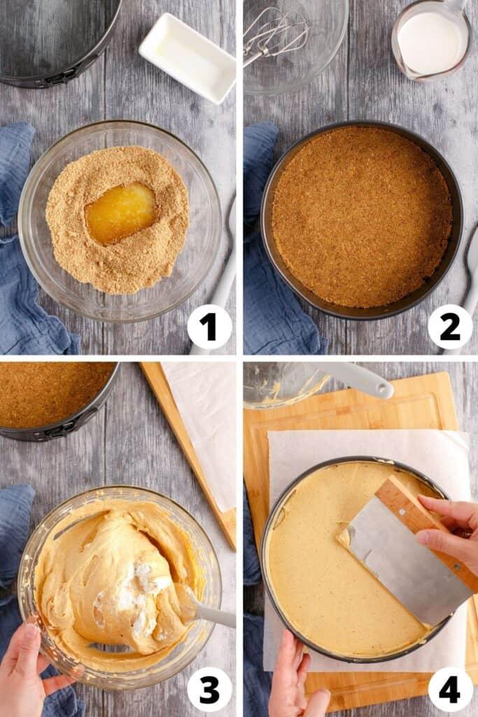 Fall Cheesecake Recipe
