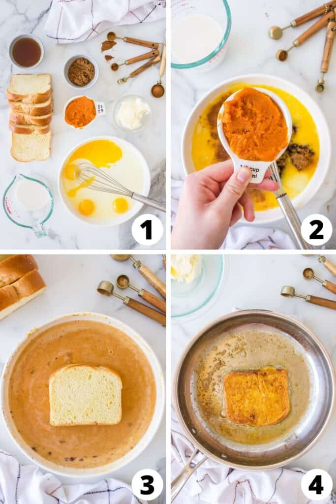 Fall French Toast Recipe