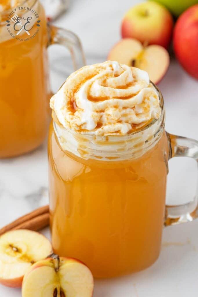 Starbucks Caramel Apple Cider Copycat Recipe