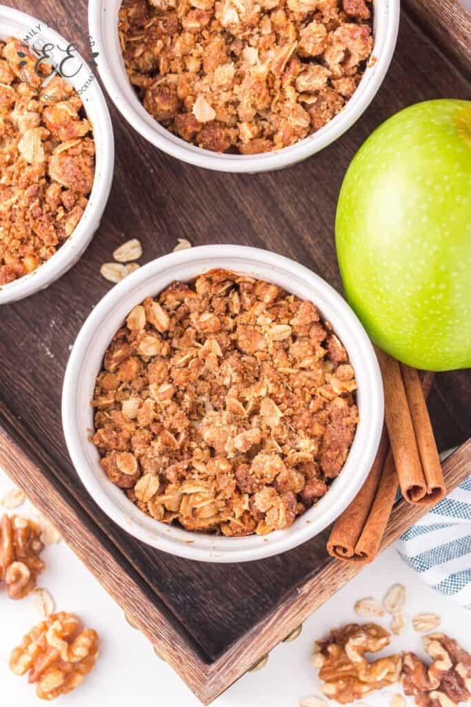Air Fryer Apple Dessert Recipe