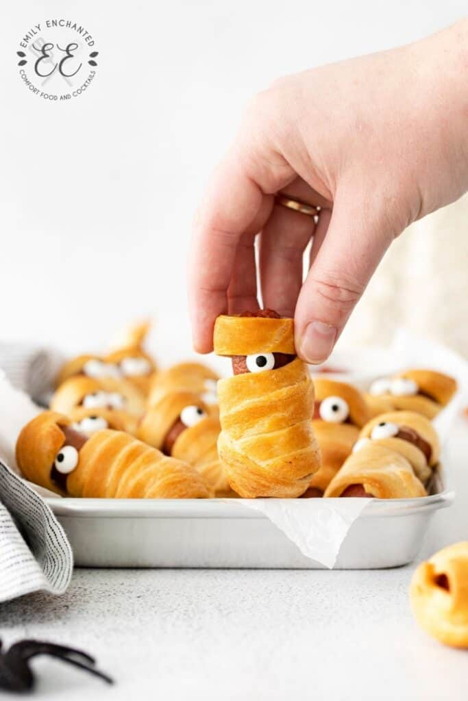 Mummy Pigs in a Blanket