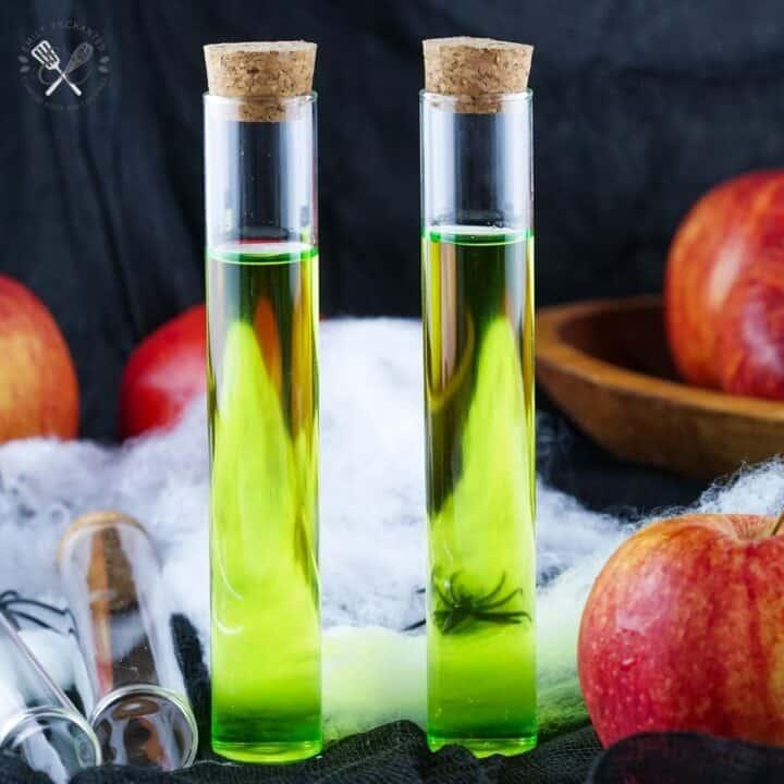Poison Apple Vodka Shooters